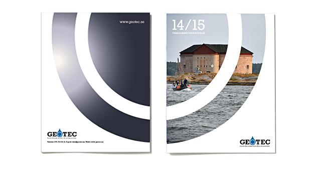 Grafisk design / Verksamhetsberättelse